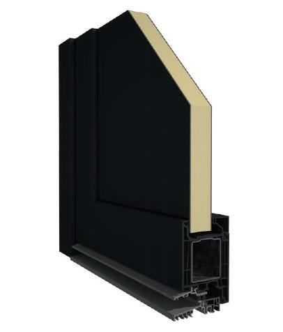 system drzwiowy elegante